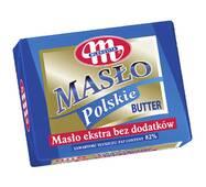 Масло Млековіта екстра 82 % Mlekovita 200 г Польща