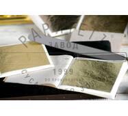 Сусальне золото ТМ «Раритет» кольорове