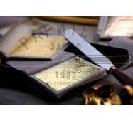 Сусальне золото ТМ «Раритет»