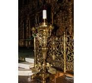 Сусальное золото в убранстві храму