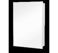 Дзеркальна шафа, галерея Квадро 60 см Аква Родос