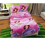 """Детское постельное для девочек """"софия прекрасная"""""""