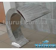 Водоспад з полірованої нержавіючої сталі Cobra (Кобра), плечовий масажер від виробника TAURUS 800