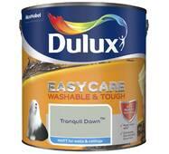 "Водоемульсійна фарба ""Dulux"" Easycare Plamoodporna 5,0 л. (гідрофобна)"