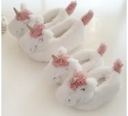 STK Тапочки игрушки Единороги, маломерят 26-27, соответствует 23-24 р, стелька 15 см