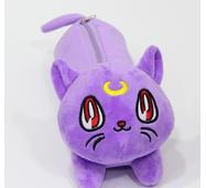 STK Пенал Фіолетовий котик