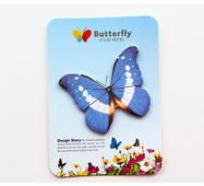 STK Стикеры Метелики синій