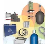Баллоны и зарядно-проверочное устройство Bolenz&Schafer
