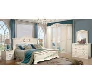 Біла класична спальня Соренто