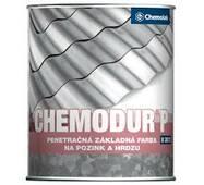 Грунт полиуретановый для оцинковки и алюминия Chemolak CHEMODUR P/0984 0,75 л.