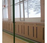 Стійки волейбольні на розтяжках (без лебідки і склянок)