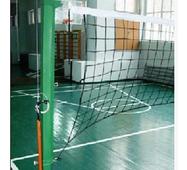 Стійки універсальні волейбол / бадмінтон з пристроєм натягу троса