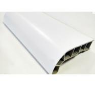 Підвіконня ПВХ  Sauberg 600х1000  білий сатин