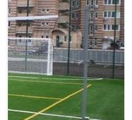 Стійки універсальні бадмінтон / волейбол з пристроєм натягу троса
