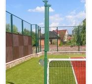Стійки універсальні волейбол / теніс з пристроєм натягу троса