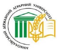 Миколаївський державний аграрний університет, ВНЗ