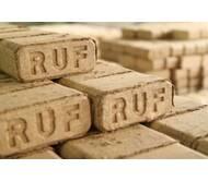 Біоресурс - паливні брикети RUF (РУФ): брикети паливні, паливні брикети оптом (Чернігів)