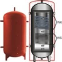 Акумуляційні баки  EAB-11-1500-2/180-3