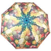 TRC Складана парасолька Fulton Парасолька жіноча компактна механічний FULTON FULL849 - Flowers - vase