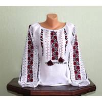 українські вишиті сорочки ручної роботи