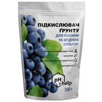 Подкислитель почвы для черники и ягодных культур (УЗЗ-441) за 300 г