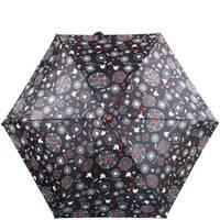 TRC Складана парасолька H.DUE.O Парасолька жіноча компактний полегшений механічний H.DUE.O  HDUE - 164 - flowers