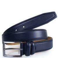 TRC Ремень Y.S.K Ремень мужской кожаный Y.S.K.  SHI1026-9