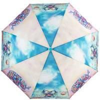 TRC Складана парасолька Lamberti Парасолька жіноча механічний LAMBERTI Z73361 - 62