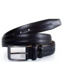 TRC Ремень Y.S.K Ремень мужской кожаный Y.S.K.  SHI1334-1