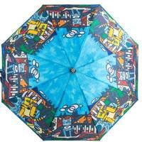 TRC Складана парасолька ArtRain Парасолька жіноча механічний ART RAIN ZAR5325 - 2050