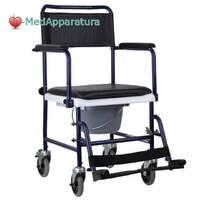 Инвалидные коляски с санитарным оснащением, многофункциональные