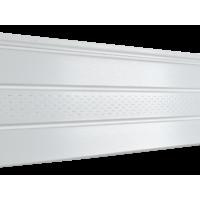Софіт серія Sofit PRO, колір: Білий (частково перфорований)