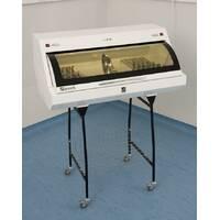 УФ камера для зберігання стерильного інструменту ПАНМЕД-1Б із скляною сектор-крышкой Медаппаратура