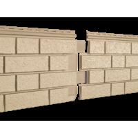 Фасадные панели Stone Housе S-Lock Клинкер, цвет: Песчаный