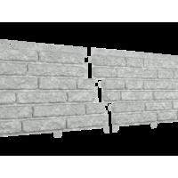 Фасадні панелі Stone House Кварцит, колір: Світло-сірий