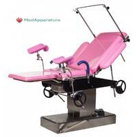 Стіл акушерський DST - 3004 (електрогідравлічний, трансформується в крісло)