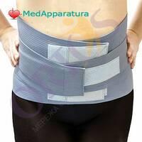 Корсет ортопедический поясничный Алком 2057, 1-6 размер, серый