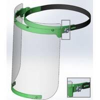 Защитный экран (усиленный) c откидной лицевой панелью Медаппаратура