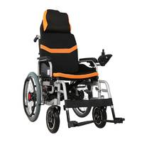 Складная инвалидная электроколяска MIRID D6035С (режимы: электро, активный). Литиевая батарея – 20Ач.