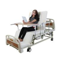 Медицинская кровать с туалетом E20 (электропривод). Электро Кровать. Функциональная кровать. Для реабилитации инвалида.