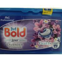 Капсули Bold 3 в 1 Рідина для прання Лаванда і ромашка 42 шт