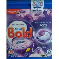 Капсули Bold 3 в 1 для прання 25 шт