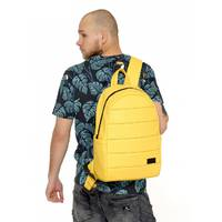 Чоловічий рюкзак Sambag Zard LRT жовтий