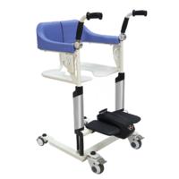 Транспортування крісло-коляска для інвалідів MIRID MKX - 02b (з електродвигуном)