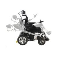 Багатофункціональна електроколяска для інвалідів MIRID W1036 (регульований нахил)