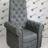Педикюрное кресло трон Queen VM24/1