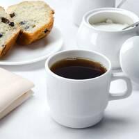 Чашка чайная белая для ресторанов Arcoroc Restaurant 220 мл (25269)