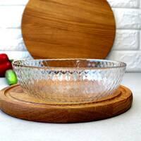 Стеклянные суповые тарелки, бульонницы, супницы