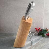 Набор ножей с полыми ручками 6 предметов из нержавеющей стали Kamille