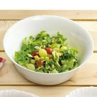 Салатники і салатниці із склокераміки